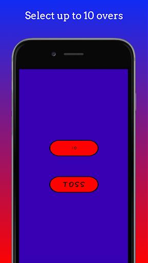 Hand Cricket 1.2 screenshots 3