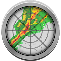 Radar Express - with NOAA Weather icon