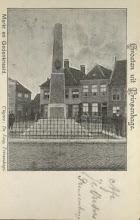 Photo: 1907 Gedenknaald in