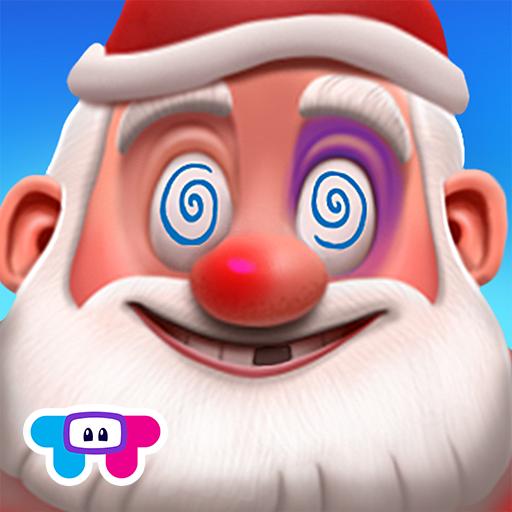クリスマス:4人のサンタ 休閒 App LOGO-APP試玩