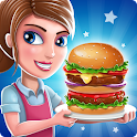 Burger Restaurant: Kochspiele icon