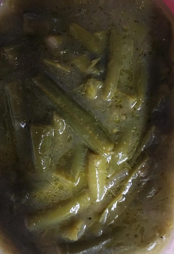 Kristi's Famous Green Beans-southern Style Recipe