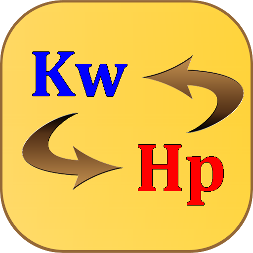 Kw to HP Convert Calculator Icon