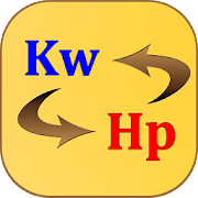 Kw to HP Convert Calculator