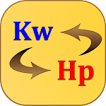 Kw to HP Convert Calculator 1.0