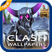 CLASH COC WALLPAPERS HD