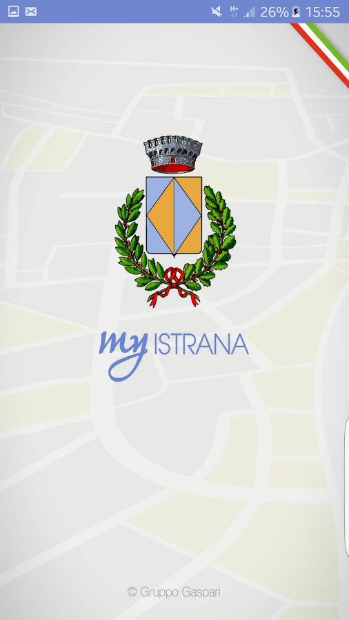 MyIstrana- screenshot