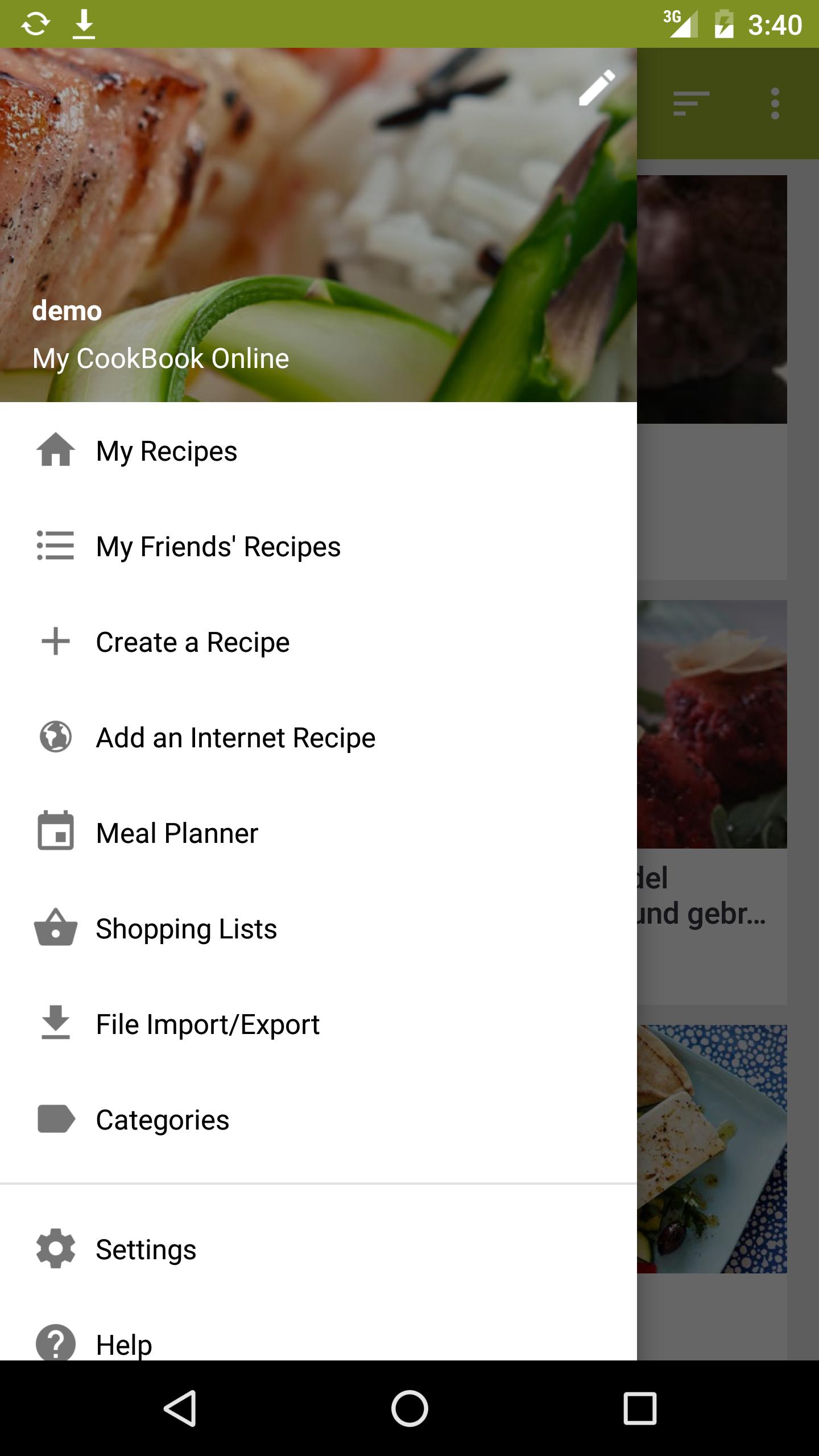 My CookBook Pro (Ad Free) screenshot #7