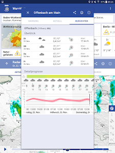 WarnWetter screenshot 12