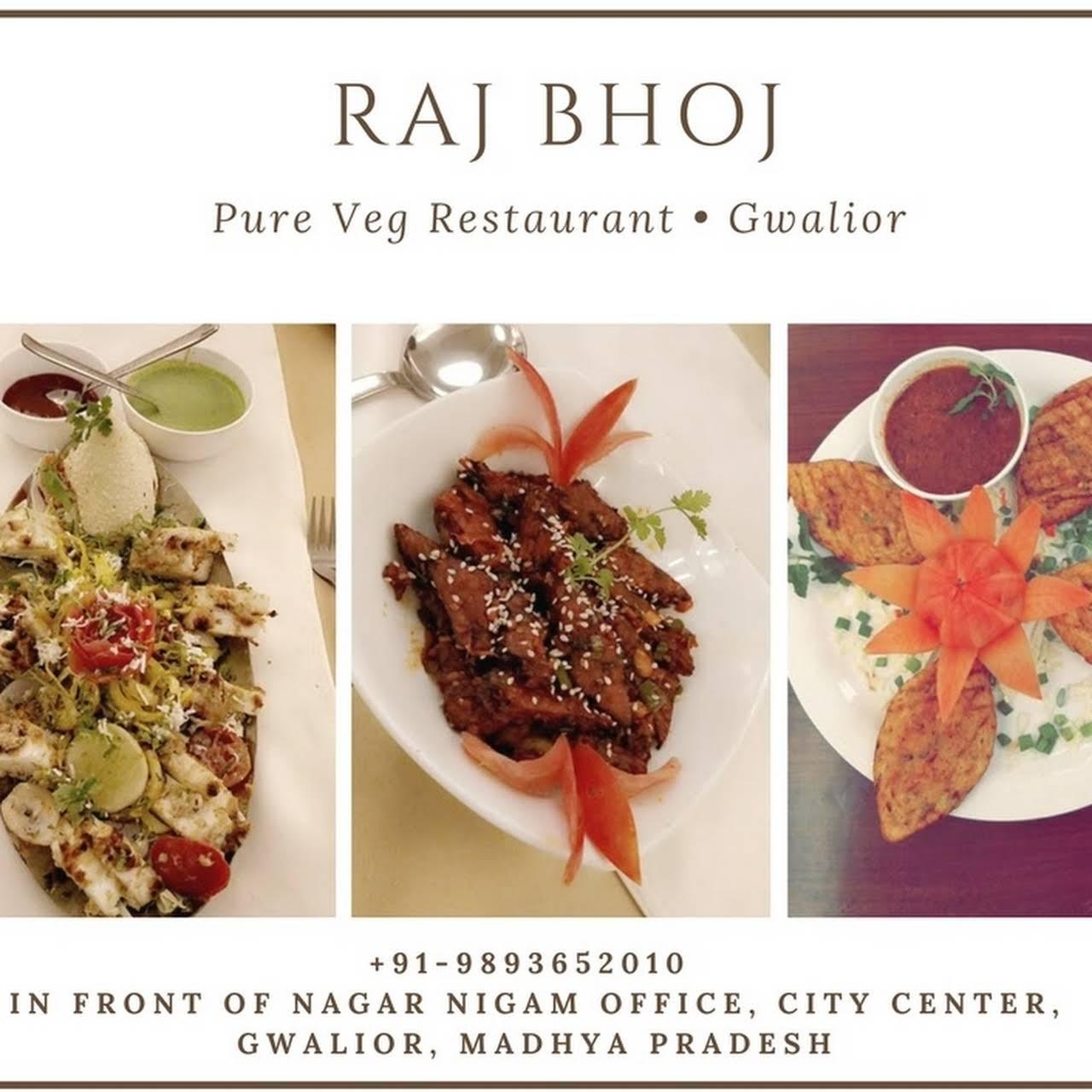 Raj Bhoj - Restaurant in Gwalior