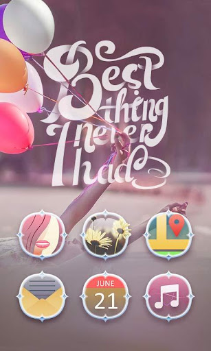Best Thing GO Launcher Theme
