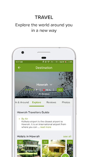 MouthShut.com - Reviews & Ratings app (apk) free download for Android/PC/Windows screenshot