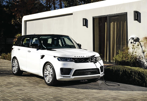 Land Rover will introduce a plug-in hybrid version of the Range Rover Sport in SA in November 2018. Picture: MOTORPRESS