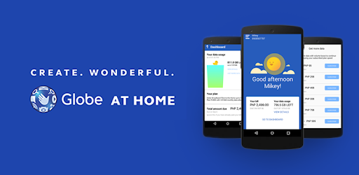 Globe at HOME - Apps on Google Play