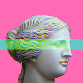 Vaporgram ??: Vaporwave, VHS & Glitch Photo Editor Icon