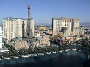 Photo: View from our room at Bellagio