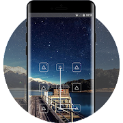 Lock theme for nokia3 landmark wallpaper APK