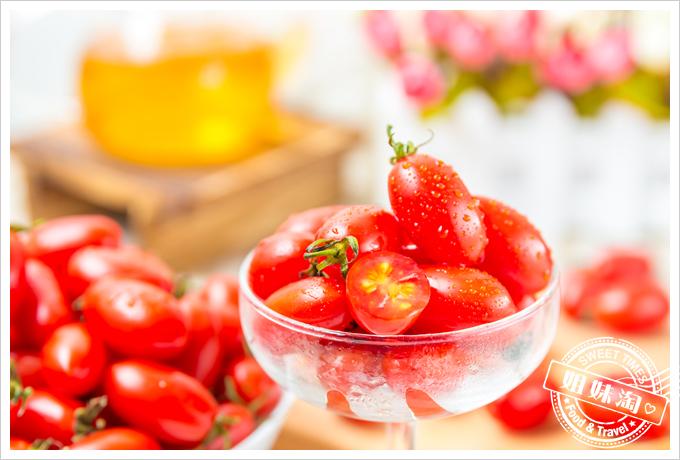 美濃澄蜜香玉女小番茄有機