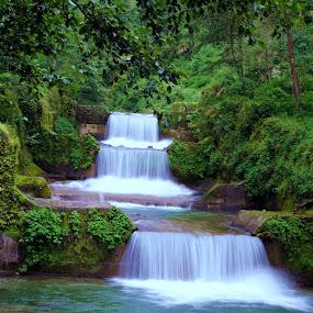 by Ganesh Shahi - Nature Up Close Water