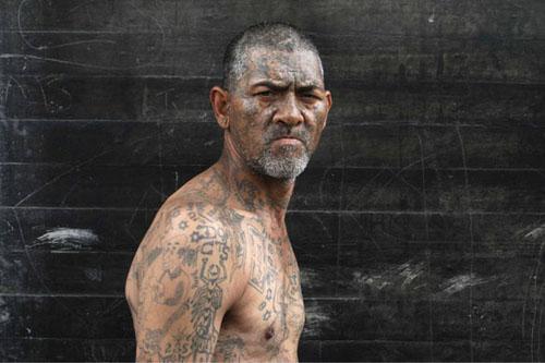 Criminal Drug Dealer Gangster Tattoo Designs