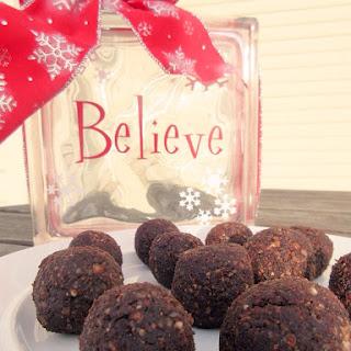 Amazing Brownie Balls