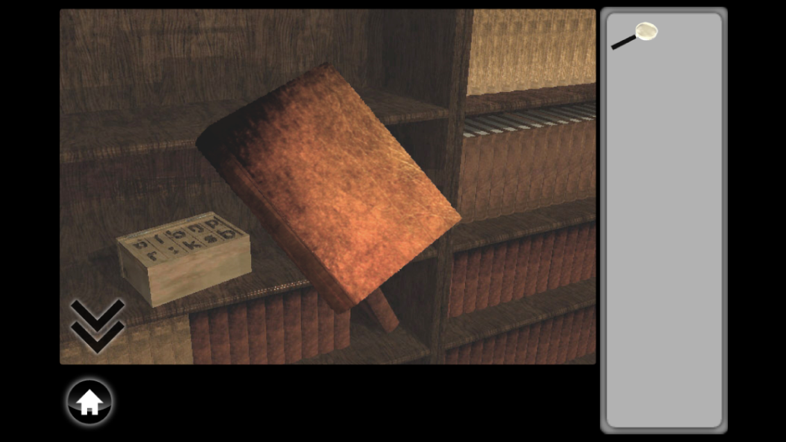 old room -Escape from book-- screenshot