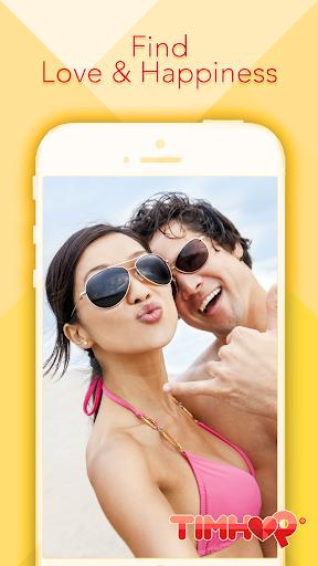 Timhop™ Asian Dating Screenshot