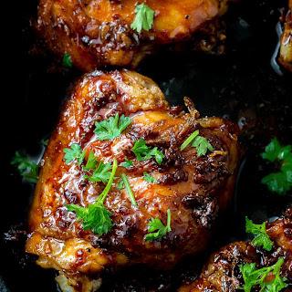 Chicken Soy Sauce Brown Sugar Recipes.