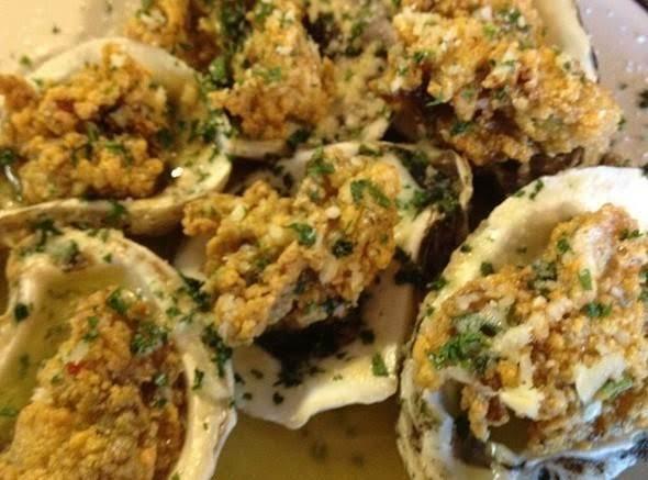 Oysters A La Donna Recipe