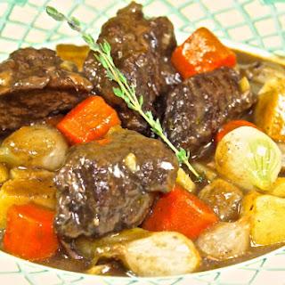 Braised Short Rib Stew Recipe
