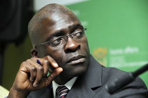 Malusi Gigaba. Picture: THE SOWETAN/PETER MOGAKI