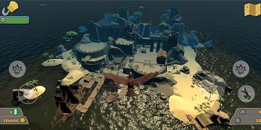 Sea of Bandits: Pirates conquer the caribbean apklade screenshots 2