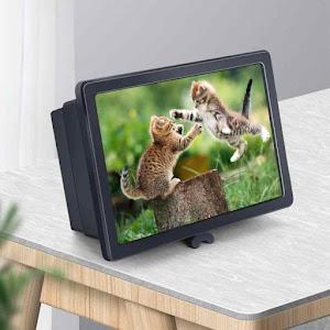 Amplificator de imagine - Lupa 3D pentru ecranul telefonului