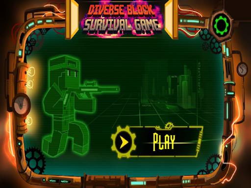 Diverse Block Survival Game 1.52 screenshots 6