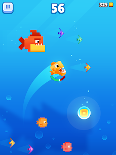 Fishy Bits 2 MOD (Unlimited Coins) 5