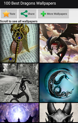 100 Best Dragon HD Wallpapers