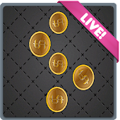 Gold Coins Live Wallpaper