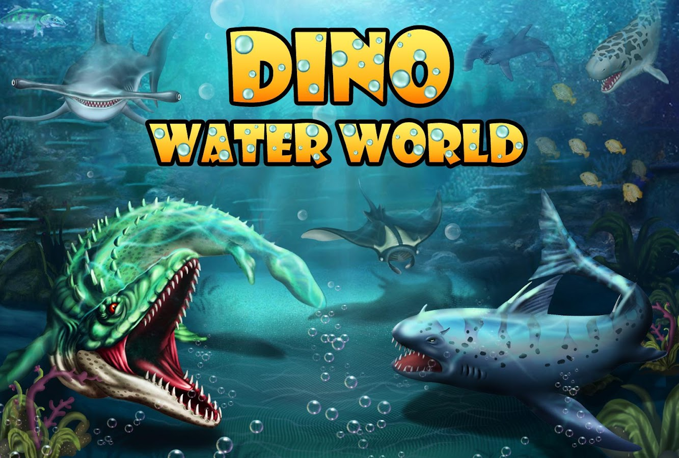 Jurassic Dino Water World - Android Apps on Google Play
