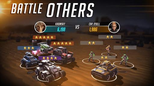 League of War: Mercenaries screenshot 3