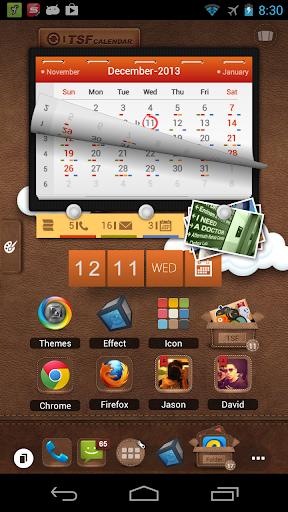 TSF Launcher 3D Shell screenshot 2