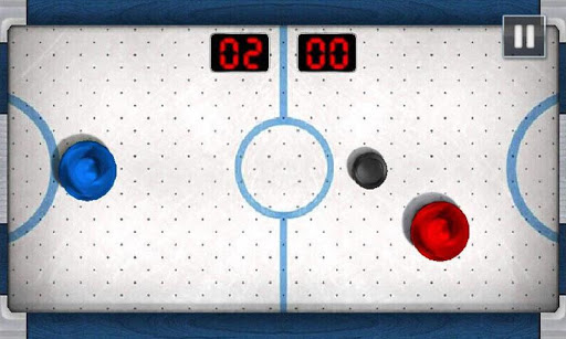 Ice Hockey 3D screenshot 4