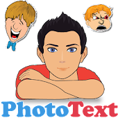 PhotoText - Text on Picture
