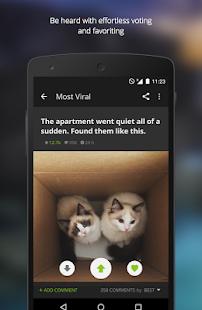Imgur- screenshot thumbnail