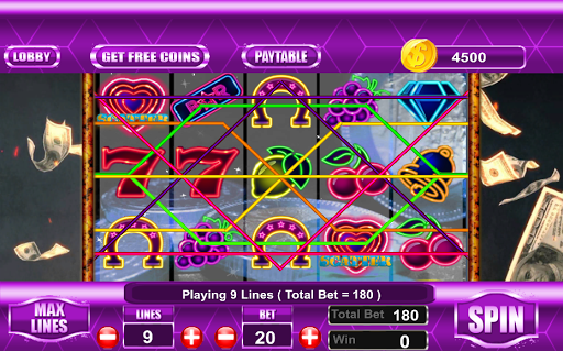 Mr.Cashman Casino Slot  screenshots 2