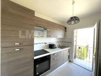 Appartement 4 pièces 63,72 m2