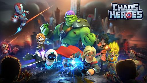 Chaos Heroes: Zombies War u0635u0648u0631 1