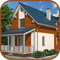 Small house projects icon