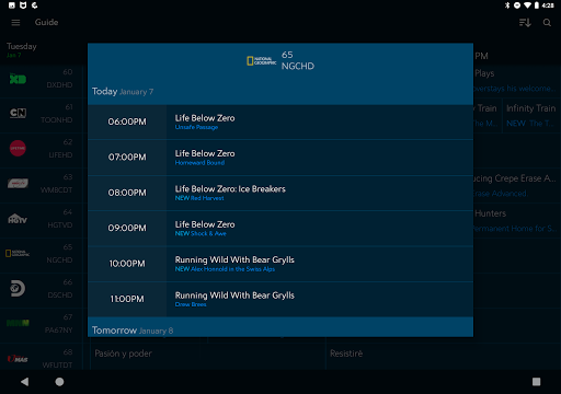 Spectrum TV 7.26.0.4321295.release screenshots 14