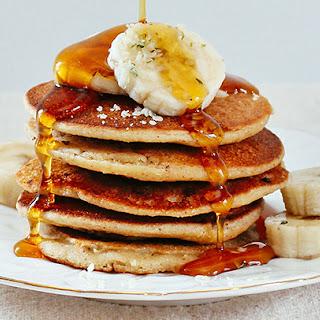 Heck Yeah Banana Pancakes.