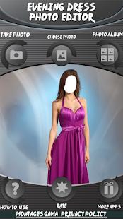 Fotoalbum večerní šaty - náhled